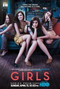 Plagát k seriálu Girls. Zdroj: wikimedia