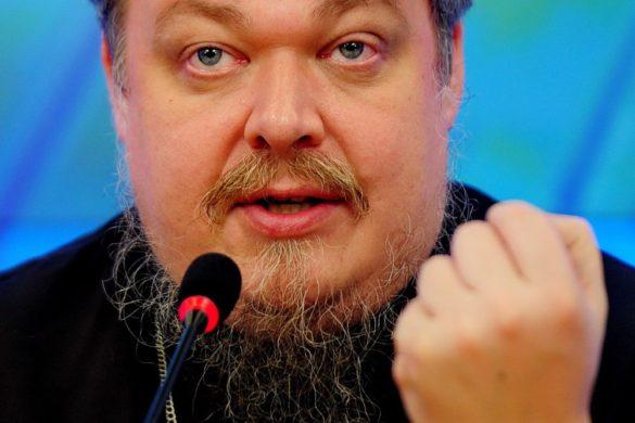 Vsevolod Čaplin, zdroj: openrussia.org