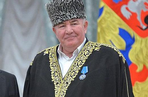 Ismail Berfiev, zdroj: online812.ru