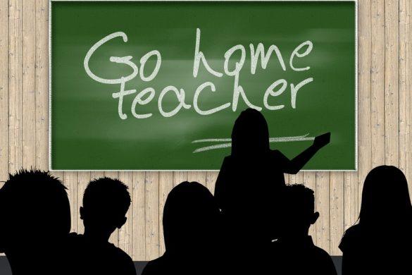 Nelegálny štrajk učiteľov