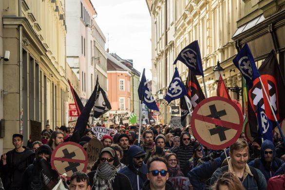 Žiadny priestor fašizmu