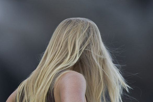 Len pre tvoje blond vlasy?