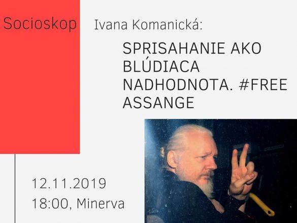 Socioskop: #Free Assange