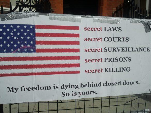 Budúcnosť žurnalistiky po zatknutí Assangea