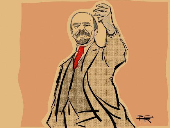 Lenin – vzoprieť sa fatalizmu