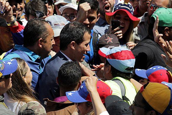 Zbabrané puče vo Venezuele