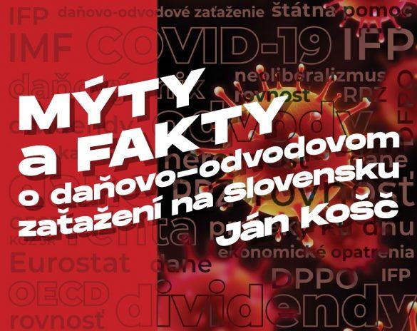 Mýty a fakty o daňovo-odvodovom zaťažení na Slovensku (kapitola 2)
