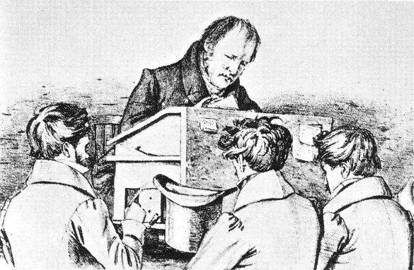 Revolučný konzervatívec Hegel